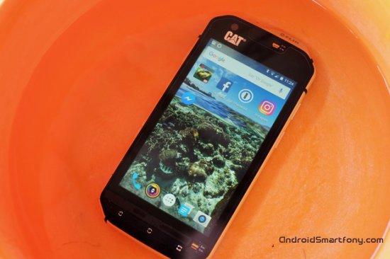 Обзор защищенного смартфона Cat S60 с тепловизором Flir