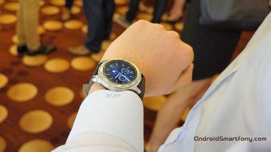 Обзор Samsung Gear S3 - красивые и функциональные смарт-часы