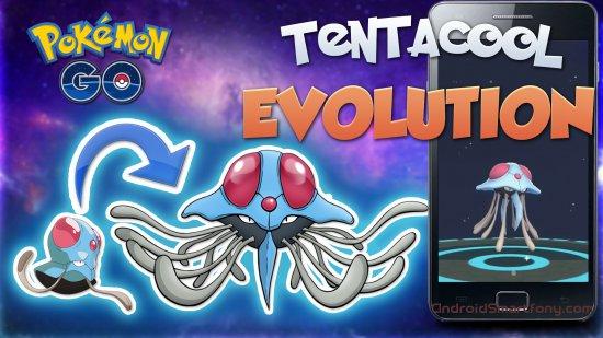 Pokemon GO - Tentacruel