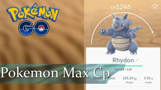 rhydon покемон