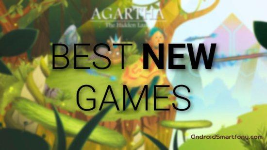 Лучшие игры на Android и iPhone за с 15-22 сентября