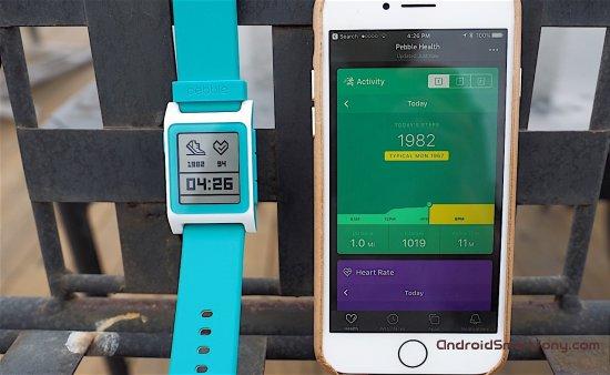 Обзор Pebble 2: доступные смарт-часы с прицелом на фитнес