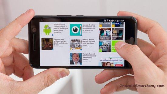 экран HTC 10