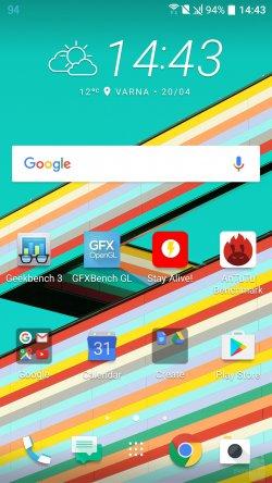 интерфейс HTC 10 фото 1