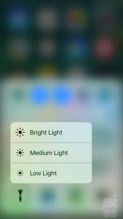 интерфейс iPhone 7 фото 3