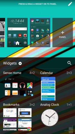 интерфейс HTC 10 фото 4