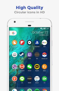 Лучшие новые паки иконок на Android за октябрь 2016