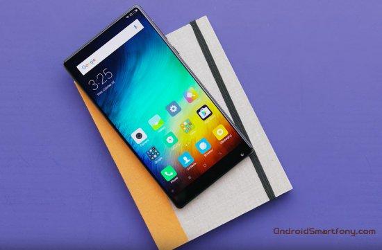 Xiaomi Mi MIX - будущее смартфонов?