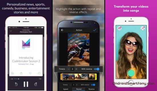 Лучшие новые приложения на Android и iOS за 1-7 ноября