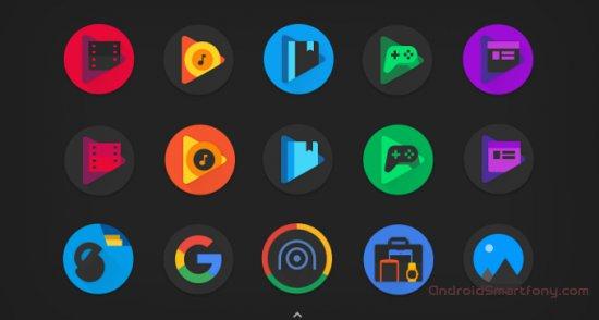 Лучшие паки иконок на Android за ноябрь 2016