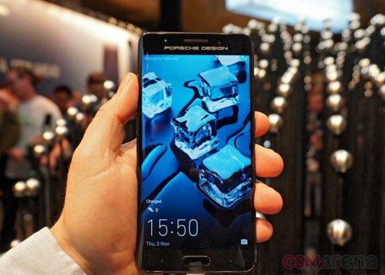 Первый обзор смартфонов Huawei Mate 9 и Mate 9 Porsche Design