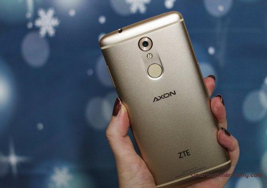 Обзор ZTE Axon 7 Mini - уменьшеная версия флагмана