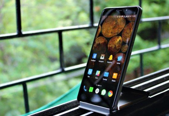 Обзор UMi Max - хороший стоковый android-смартфон с минимумом излишеств