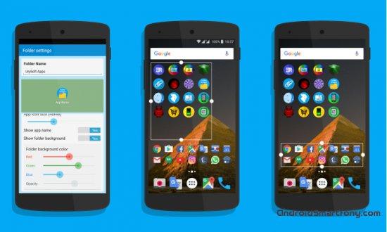 Лучшие виджеты на Android за ноябрь 2016