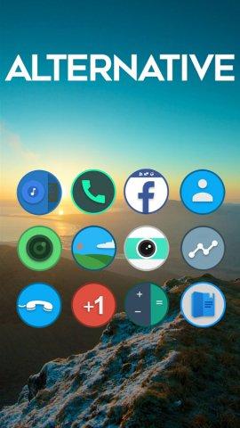 Лучшие паки иконок для Android за декабрь 2016