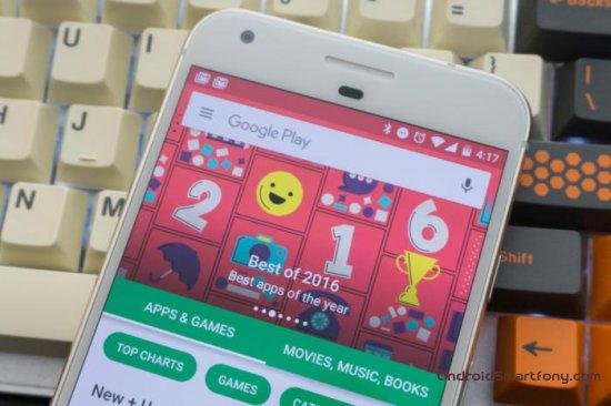Лучшие Android-приложения 2016 года