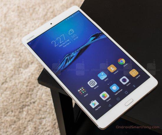 Обзор Huawei MediaPad M3 - доступный флагман для меломанов