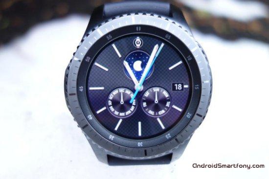 Обзор Samsung Gear S3 Frontier - большой прорыв в мире смарт-часов