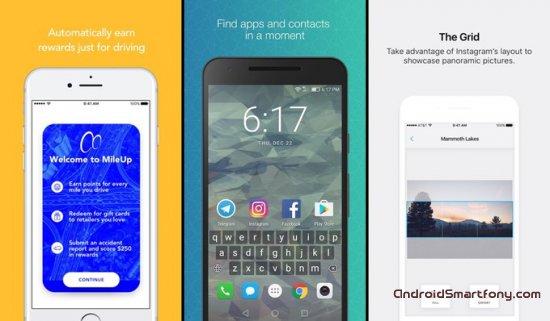 Лучшие новые приложения для Android и iOS 20-27 декабря