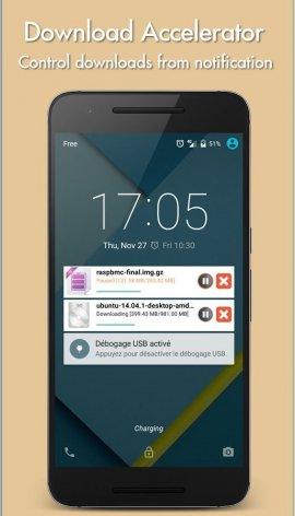 5 ускорителей закачек и менеджеров приложений на Android