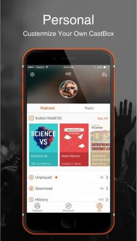 5 приложений для поиска и воспроизведения подкастов на Android и iOS