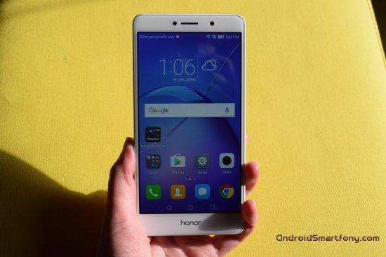 Обзор Huawei Honor 6X -