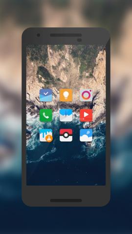 Лучшие новые паки иконок для Android за январь 2017