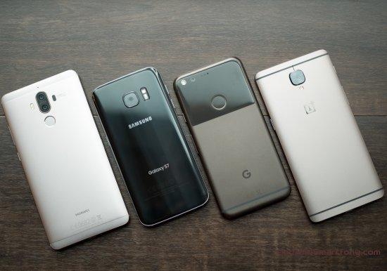 Лучшие Android-смартфоны 2017 года