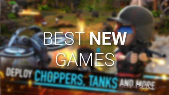 Лучшие новые игры на Android и iPhone за 17-23 января