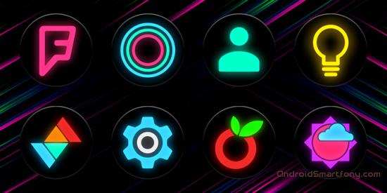 Лучшие паки иконок для Android за январь 2017 #2