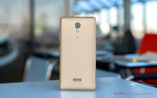 Обзор Lenovo P2 - большой смартфон в металлическом корпусе и с мощной батареей