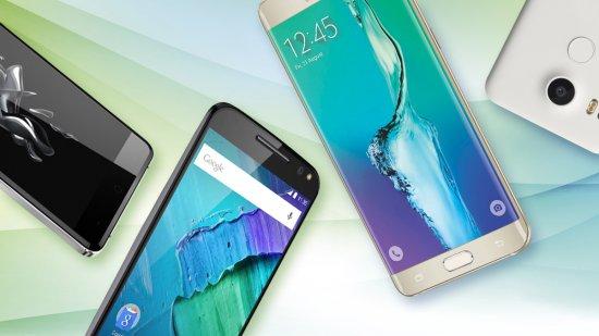 Лучшие Android-смартфоны на февраль 2017