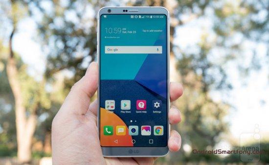 Обзор смартфона LG G6 - новое поколение флагмана