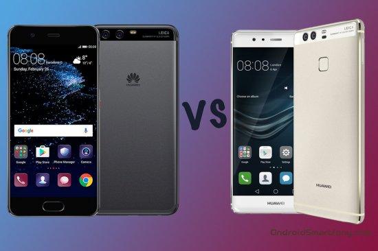 Битва поколений: сравнение флагманов Huawei P9 vs Huawei P10