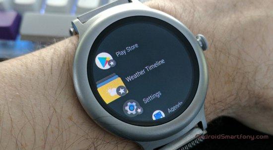 Плюсы и минусы операционной системы Android Wear 2.0
