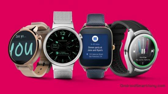 Семь лучших новых функций на смарт-часах на системе Android Wear 2.0