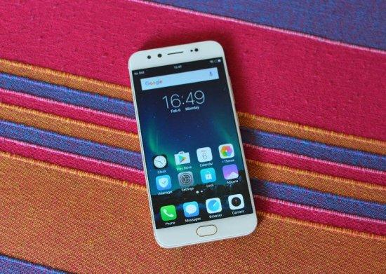 Обзор Vivo V5 Plus - лучший смартфон для селфи