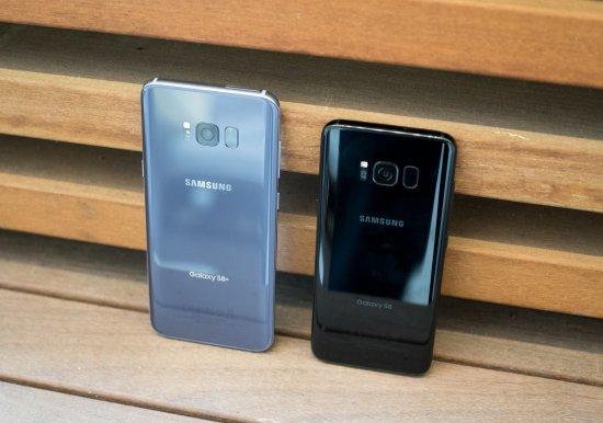 Лучшие аксессуары для смартфонов Samsung Galaxy S8 и Galaxy S8 Plus