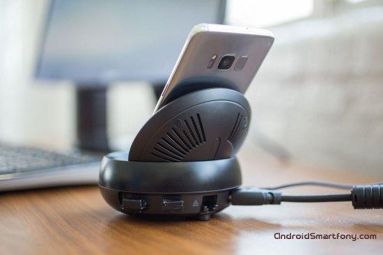 Обзор Samsung DeX - док-станция для Galaxy S8, превращающая его в ПК