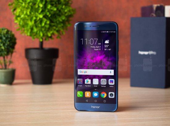 Обзор Huawei Honor 8 Pro - лучшее соотношение цена-практичность?