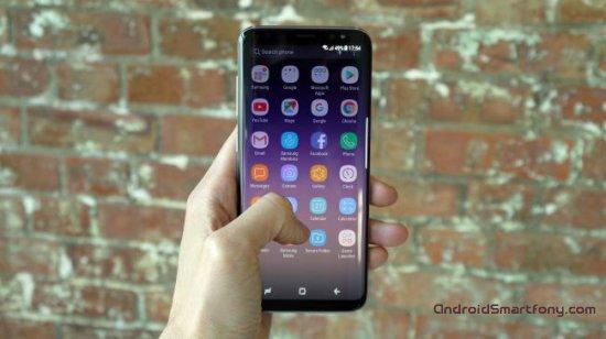 Обзор Samsung Galaxy S8 - новая планка для производителей смартфонов