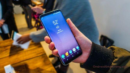 Обзор Samsung Galaxy S8 Plus - король смартфонов?