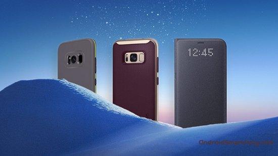 Лучшие чехлы для смартфонов Samsung Galaxy S8 и S8+