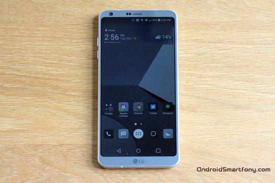 5 проблем смартфона LG G6 и методы их решения