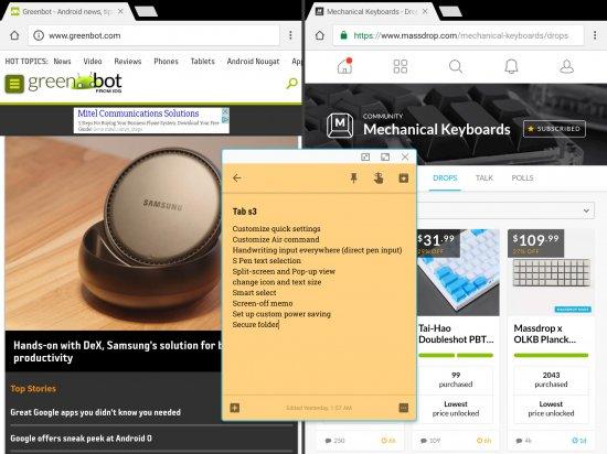 10 советов по оптимизации планшета Samsung Galaxy Tab S3