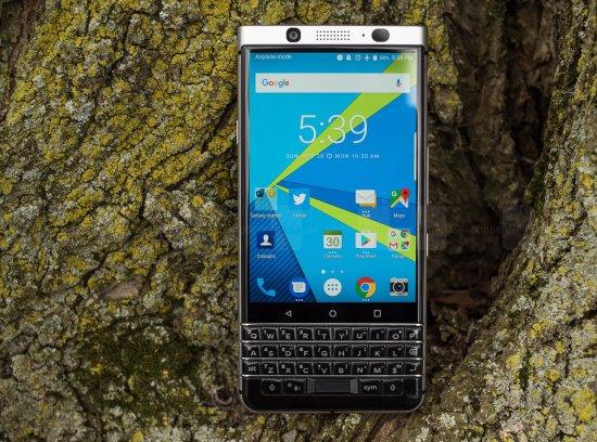 BlackBerry KEYone цена