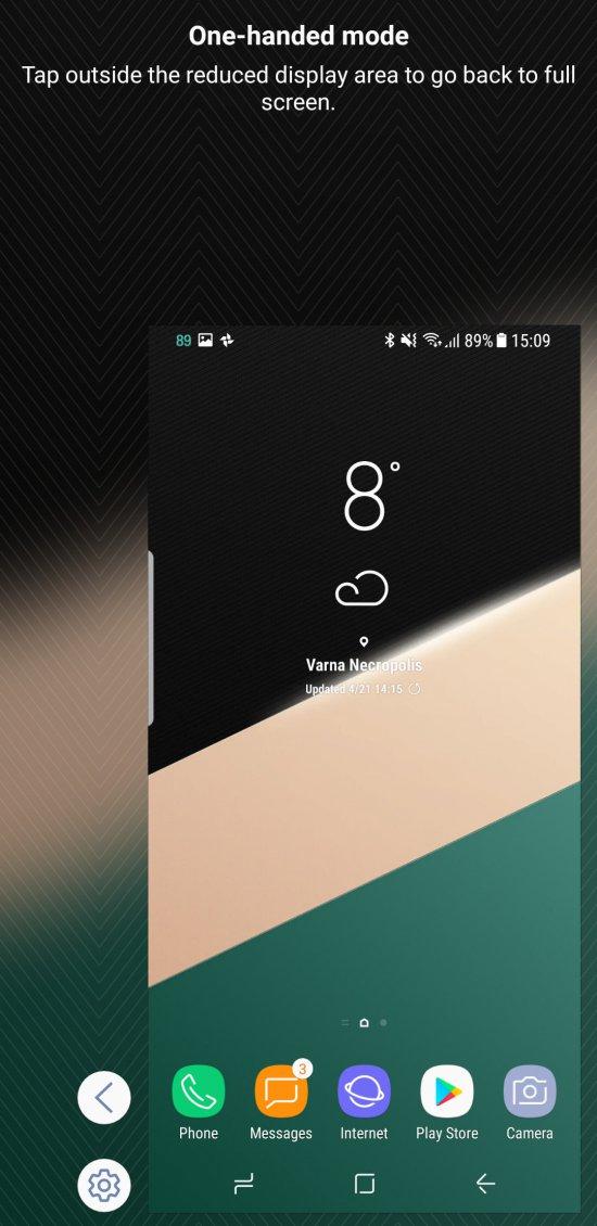 25 подсказок по смартфонам Samsung Galaxy S8 и S8+