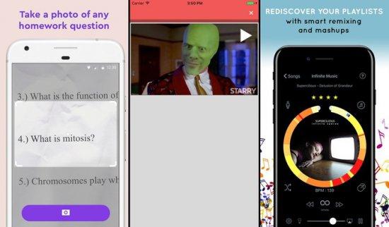 Лучшие новые приложения на Android и iOS за последнюю неделю