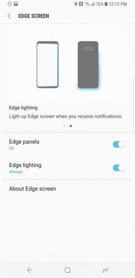 8 подсказок по работе со смартфоном Samsung Galaxy S8