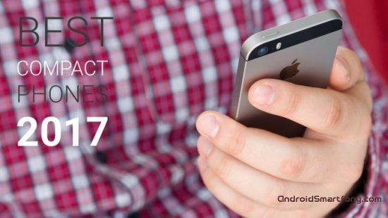 6 лучших компактных смартфонов 2017 года